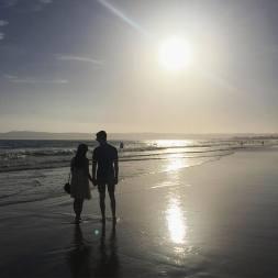 The Beach at Coronado